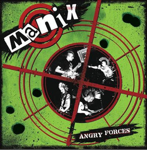 Manix - Angry Forces - LP - DeadRockers