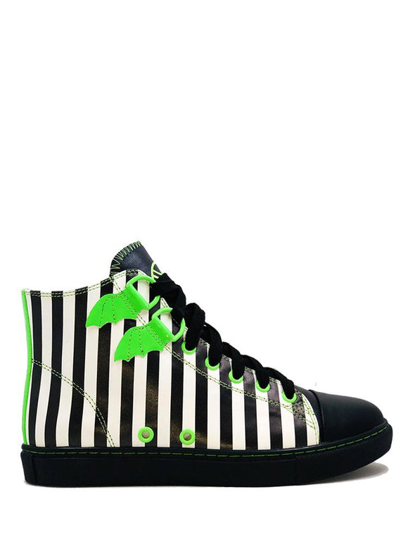 Chelsea Dre High Tops Beetleshoe