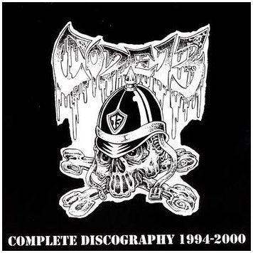 Code 13 - Discography 1994-2000 CD - DeadRockers
