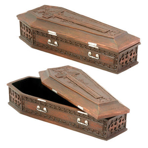 Vampire Coffin Box - DeadRockers
