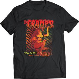Cramps Stay Sick Shirt