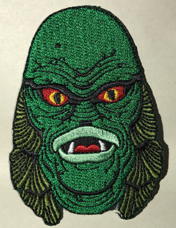 Creature From the Black Lagoon Patch - DeadRockers