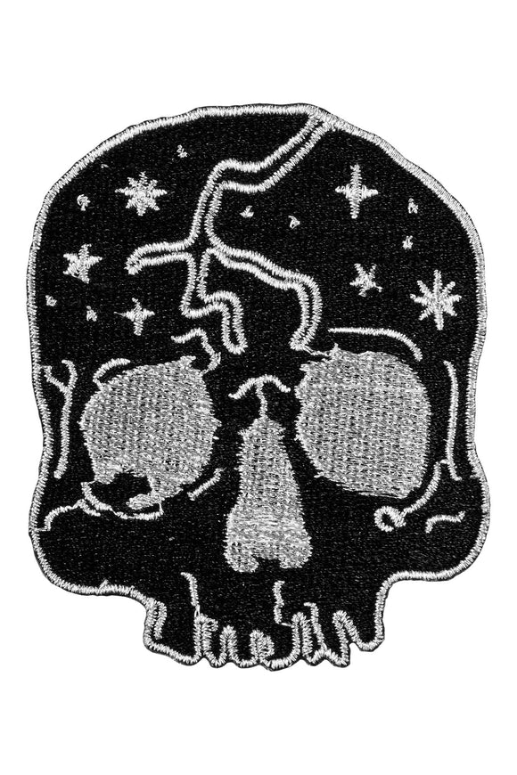 Dead Space Skull Patch