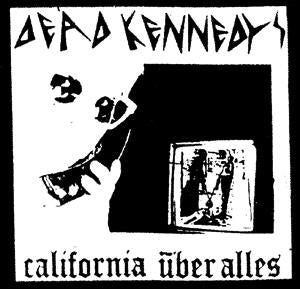 Dead Kennedys Uber Alles Patch