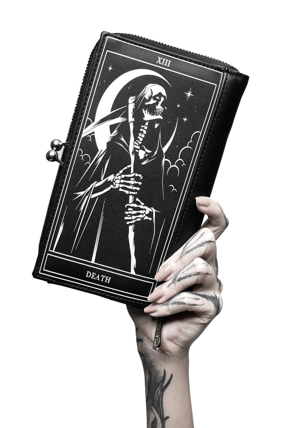 Death Tarot Wallet