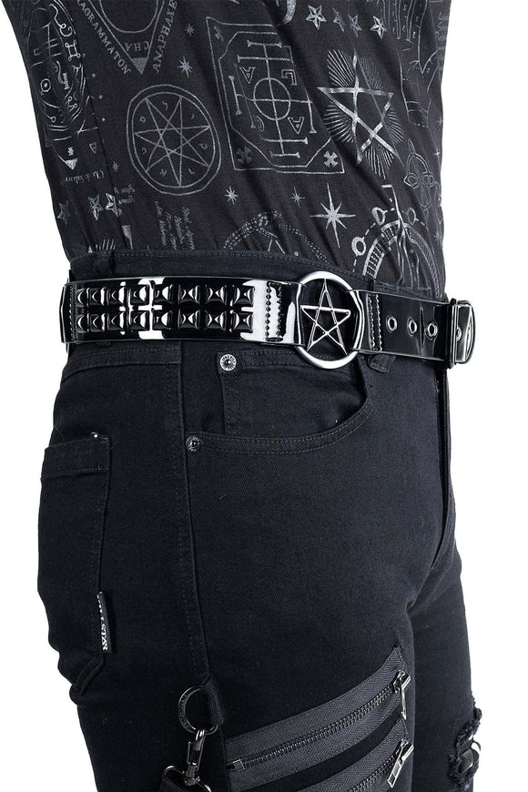 Deathridge Studded Belt