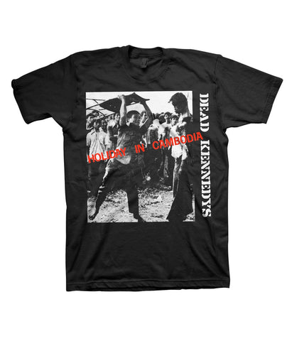 Dead Kennedys Holiday in Cambodia Tee - DeadRockers