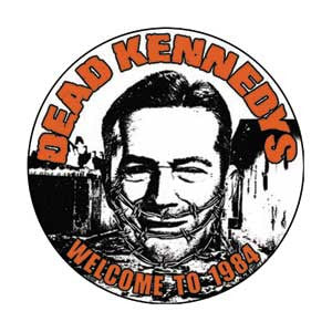 Dead Kennedys '1984' Pin - DeadRockers