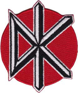 Dead Kennedys 'Icon' Patch - DeadRockers