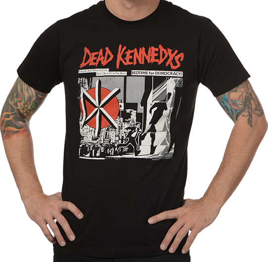 Dead Kennedys Bedtime for Democracy Shirt