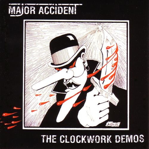 Major Accident - Clockwork Demos LP - DeadRockers