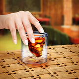 Doomed Skull Shot Glass - DeadRockers
