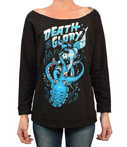 Death or Glory Sweatshirt