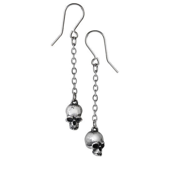 Deadskull Earrings - DeadRockers