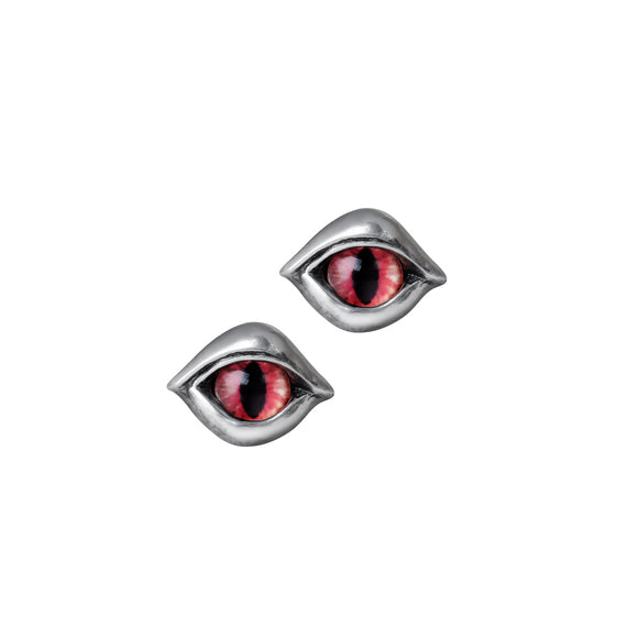 Demon Eye Stud Earrings