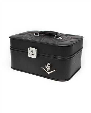 Elvira Vanity Case Black Matte