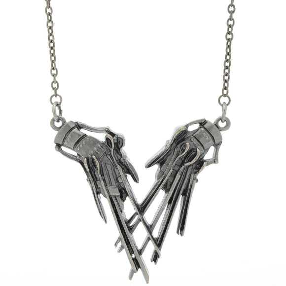 Edward Scissor Hands Necklace