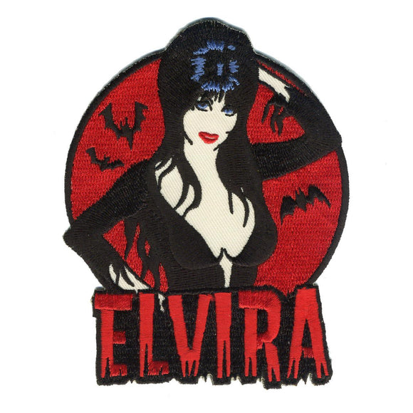 Elvira Patch - DeadRockers
