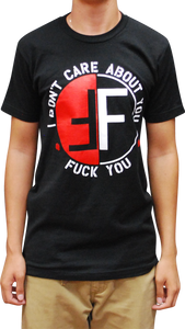 Fear I Don't Care About You Shirt - DeadRockers
