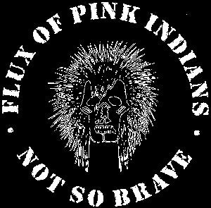 Flux of Pink Indians Patch - DeadRockers