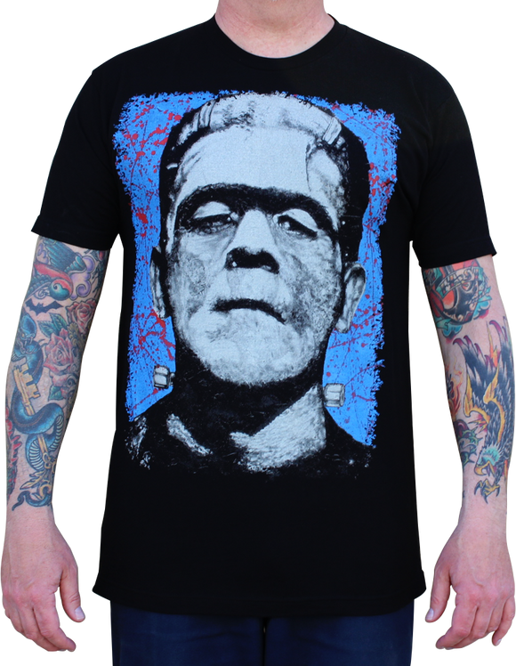 Frankenstein Portrait Shirt