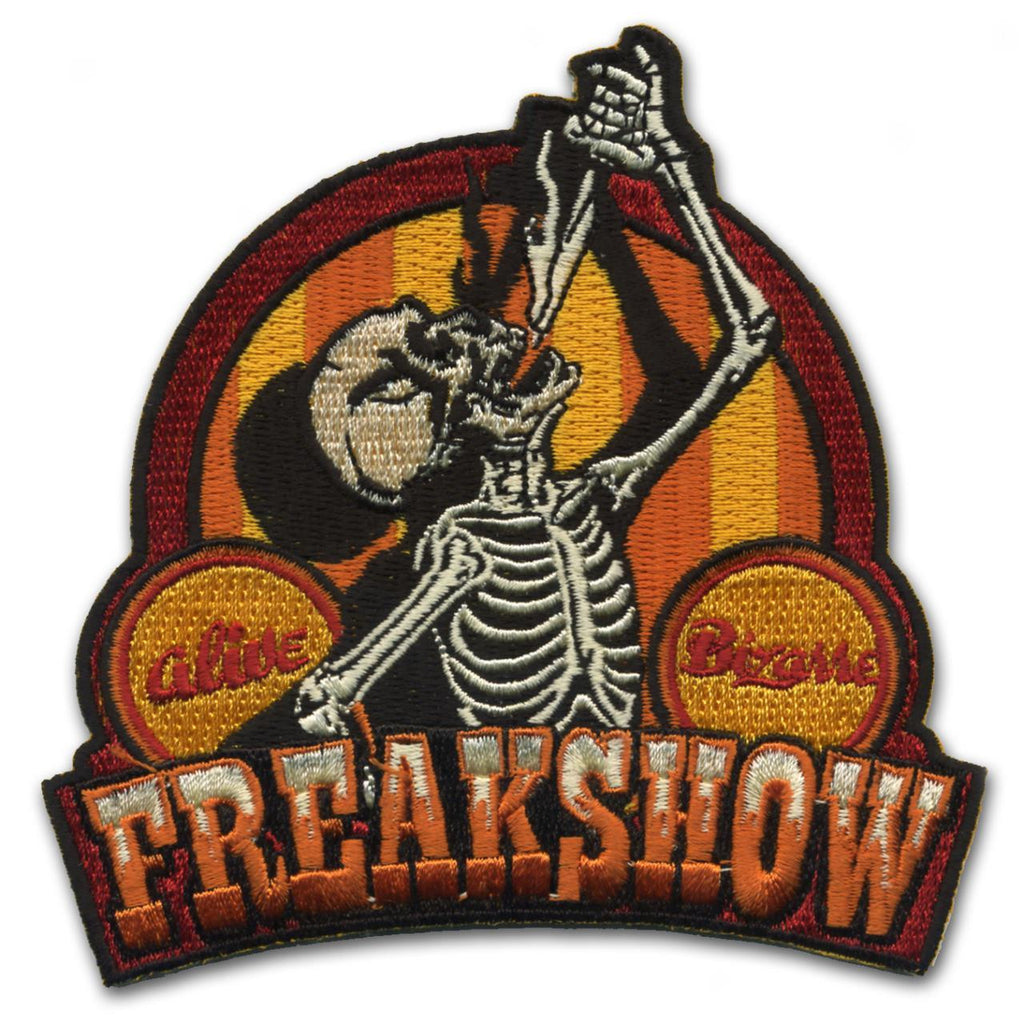 Freakshow Patch - DeadRockers