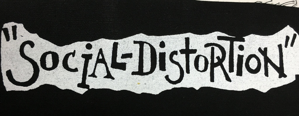 Social Distortion Patch