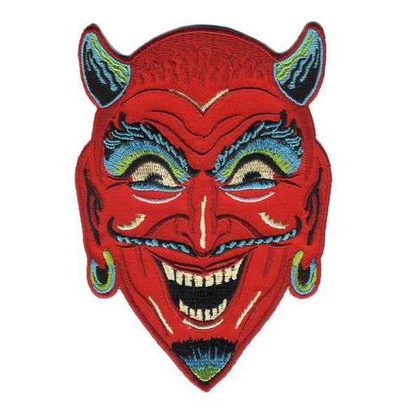 Fun-House Devil Patch - DeadRockers