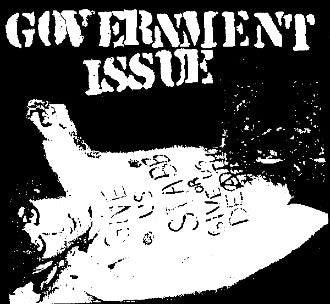 Government Issue 'Staab' Patch - DeadRockers