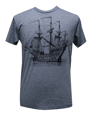 Galleon Shirt - DeadRockers
