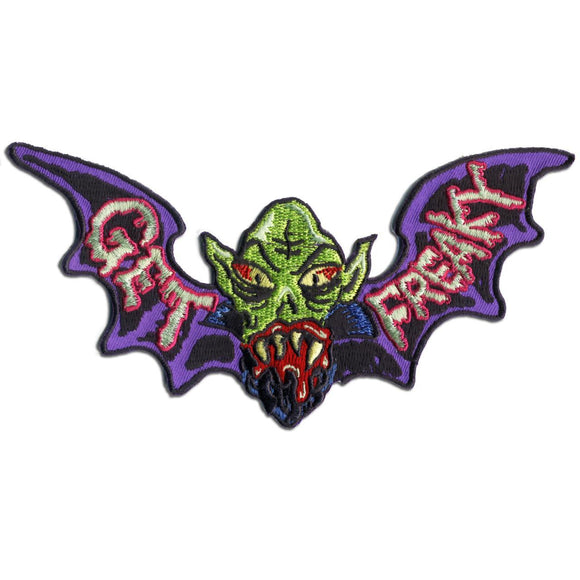 Get Freaky Patch - DeadRockers