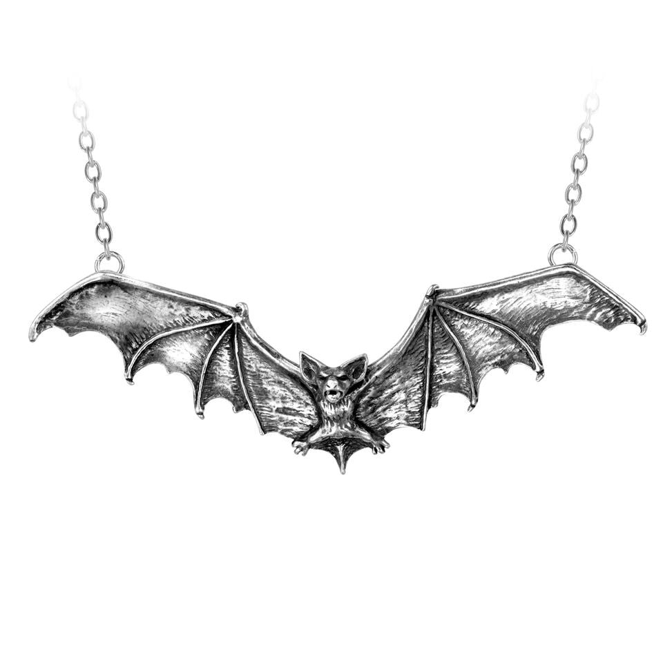 Gothic Bat Necklace - DeadRockers