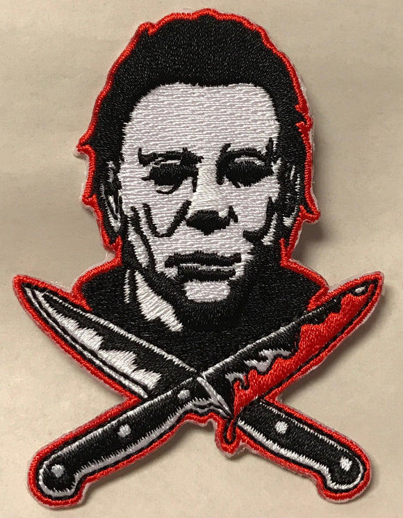 Michael Myers Patch - DeadRockers