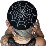 Spider Web Beret Hat
