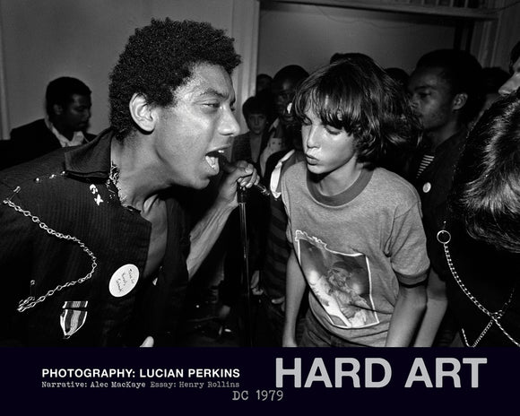 Hard Art D.C. 1979 Book