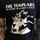 Templars Return of Jacques Band Shirt