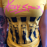 X-Ray Spex Fitted Shirt