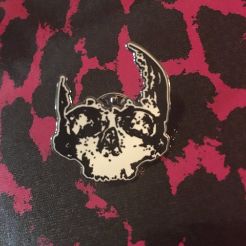 Skull Lapel Pin - DeadRockers