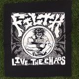 Filth Back Patch