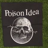 Poison Idea Back Patch