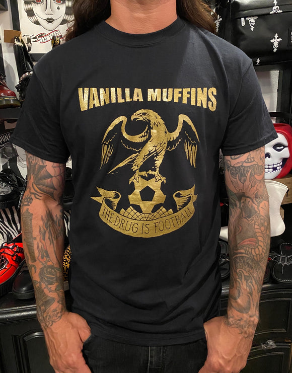 Vanilla Muffins Drug is Football Shirt