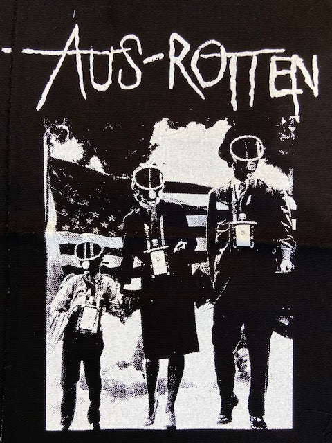 Aus Rotten Back Patch