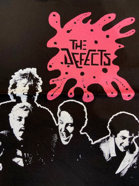 The Defects Back Patch