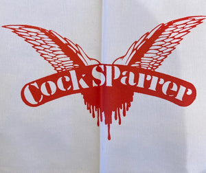 Cock Sparrer Wings Back Patch