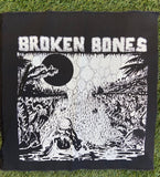 Broken Bones Back Patch