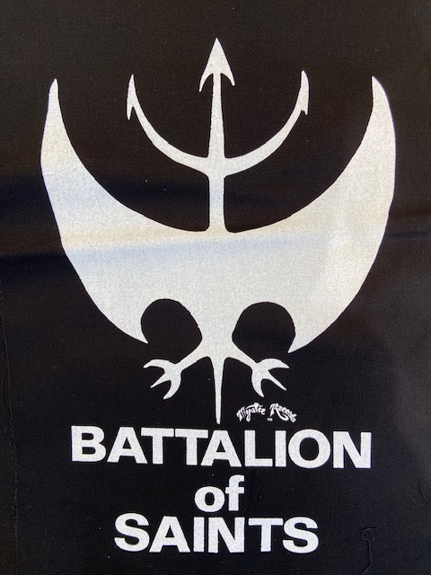 Battalion of Saints Back Patch