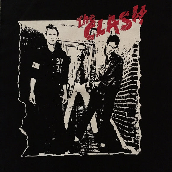 The Clash Back Patch - DeadRockers