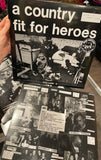 A Country Fit For Heroes - Vol. 2 Compilation LP Exclusive Clear