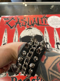 Raise Hell Spikes & Chains Wristband