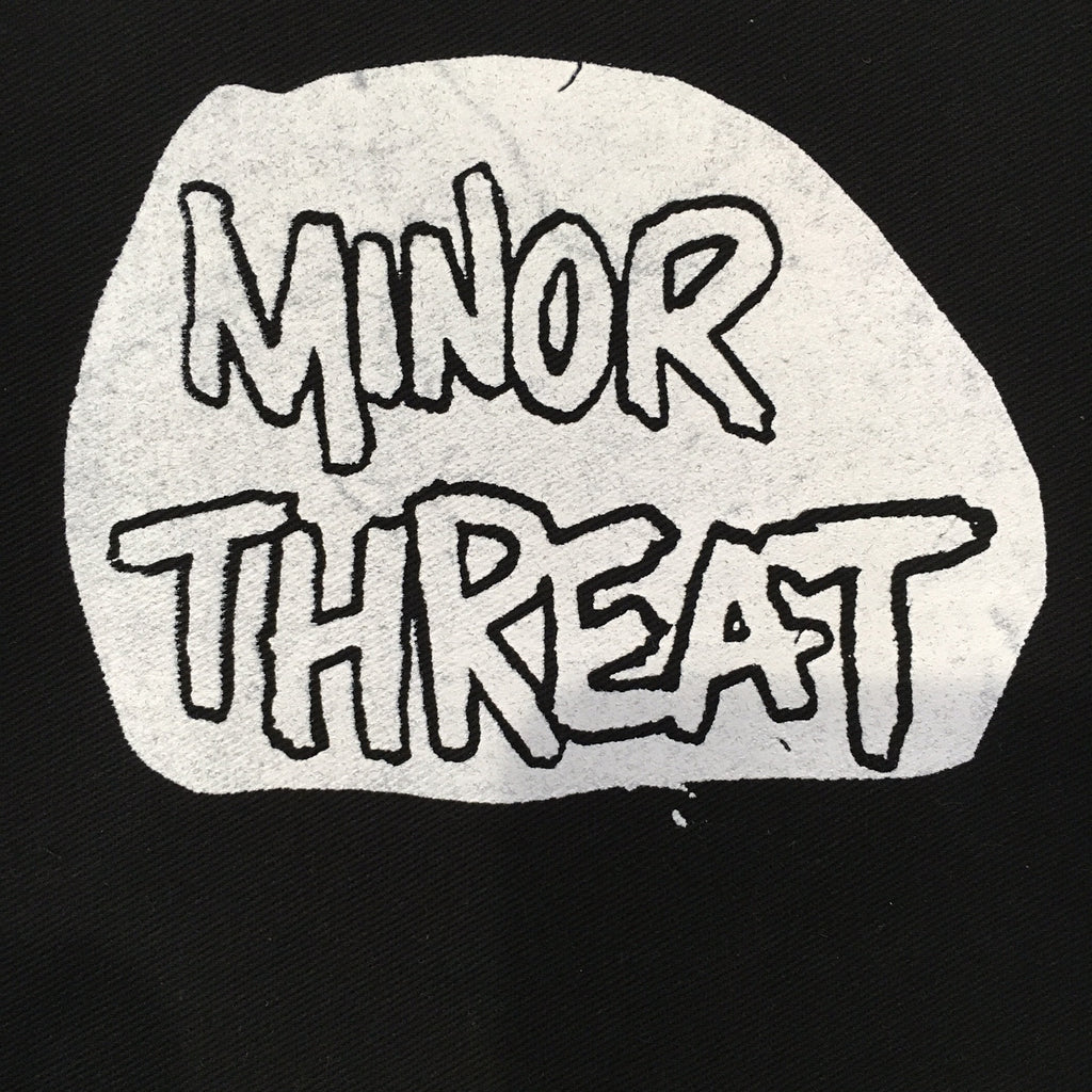 Minor Threat Patch - DeadRockers